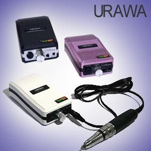 [URAWA]プロ用ポータブルネイルマシン(ミニターG3プッシャー付)【送料無料】.jpg